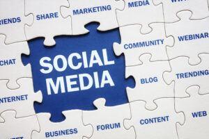 Puzle Social Media